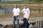 Hand- en spandiensten door Edwin en Richard
